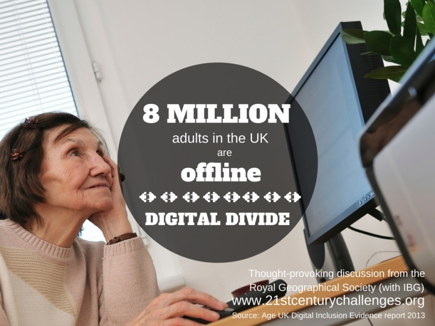 internet and digital divide Digital divide is a term that refers to the gap between demographics and regions  that  check out the pew internet project's coverage of today's digital divide.