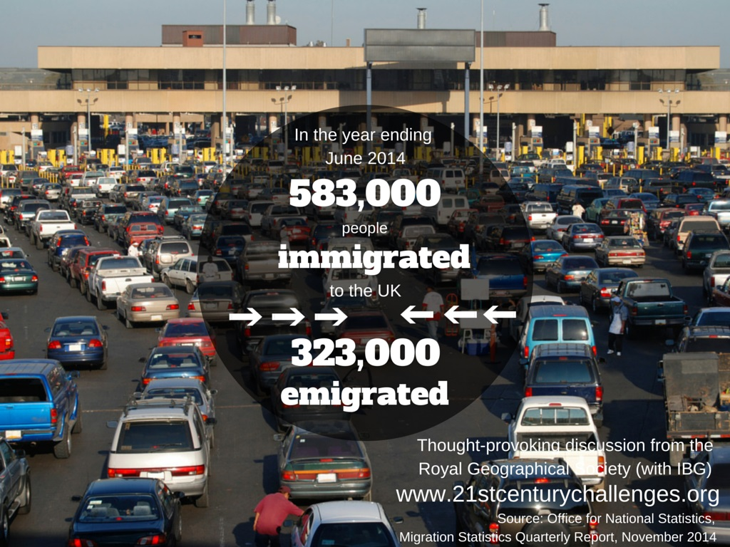 Uk Migration 21st Century Challenges