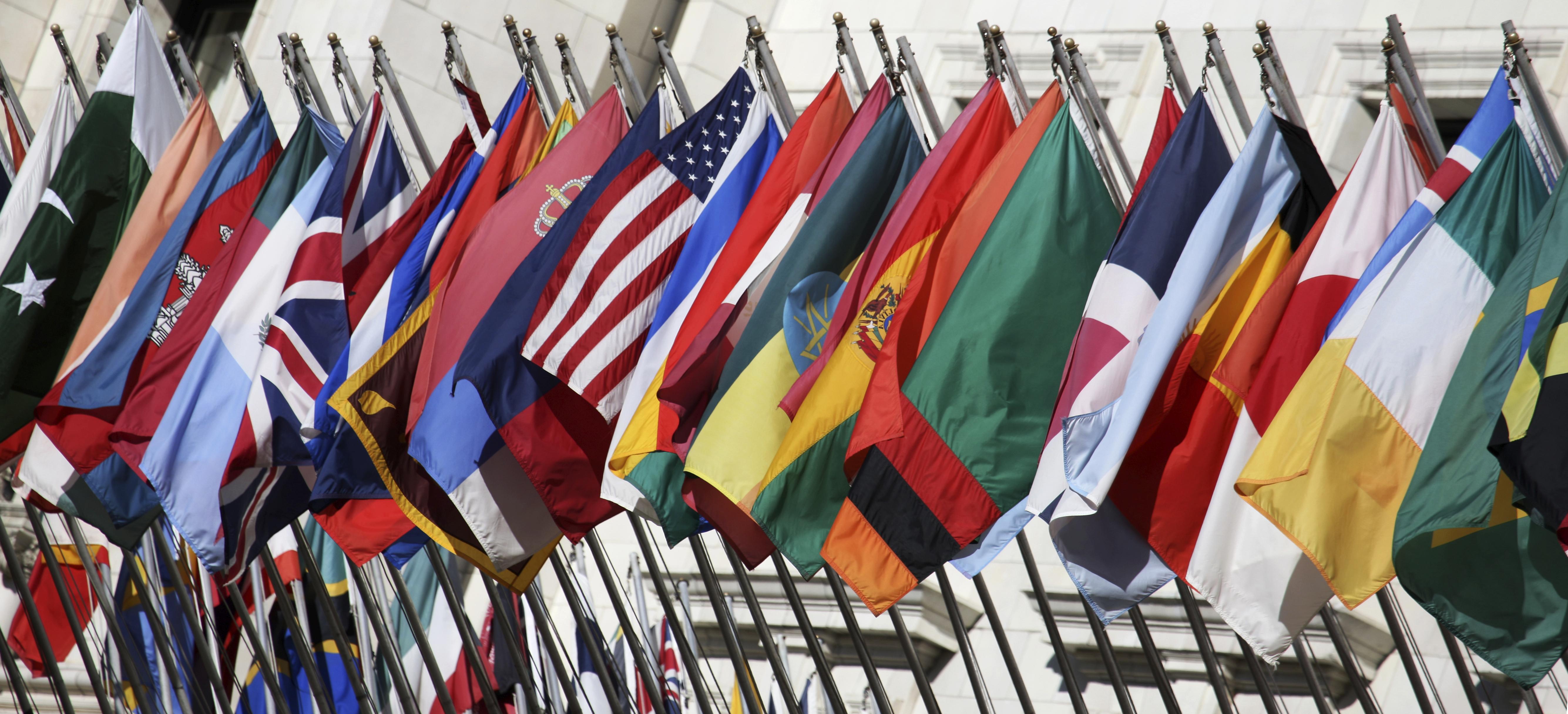 globalisation and geopolitics