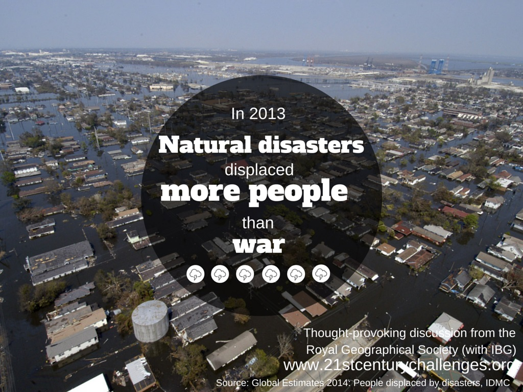 Vulnerability And Resilience In Natural Disasters